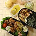 本日のお弁当(2013.9.11)