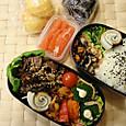 本日のお弁当(2013.9.12)