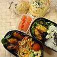 本日のお弁当(2013.9.13)
