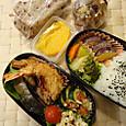 本日のお弁当(2013.9.18)