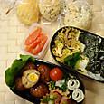本日のお弁当(2013.9.20)