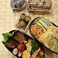 本日のお弁当(2013.9.24)