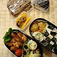 本日のお弁当(2013.9.25)