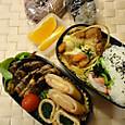 本日のお弁当(2013.9.26)