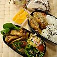本日のお弁当(2013.10.2)