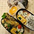本日のお弁当(2013.10.3)