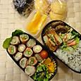 本日のお弁当(2013.10.4)