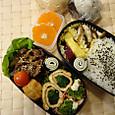本日のお弁当(2013.10.7)