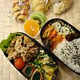 本日のお弁当(2013.10.8)