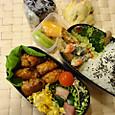 本日のお弁当(2013.10.9)