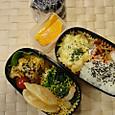 本日のお弁当(2013.10.23)