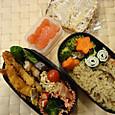 本日のお弁当(2013.10.24)