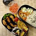 本日のお弁当(2013.10.25)