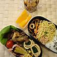 本日のお弁当(2013.10.28)