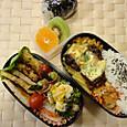 本日のお弁当(2013.10.30)