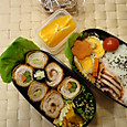 本日のお弁当(2013.10.31)