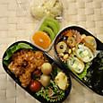 本日のお弁当(2013.11.14)