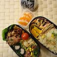 本日のお弁当(2013.11.19)
