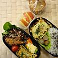 本日のお弁当(2013.11.20)
