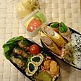 本日のお弁当(2013.11.21)
