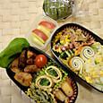 本日のお弁当(2013.11.27)