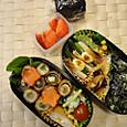 本日のお弁当(2013.11.28)