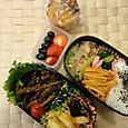 本日のお弁当(2013.12.2)