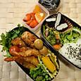 本日のお弁当(2013.12.3)