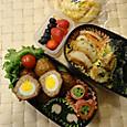 本日のお弁当(2013.12.4)