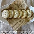 ラングドシャ風紅茶クッキー