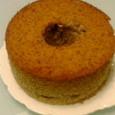 ミルクティシフォンケーキ